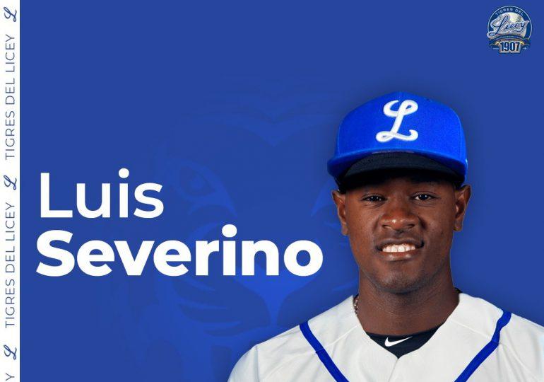 """Luis Severino: """"espero con ansias mi debut en Lidom con Licey"""""""