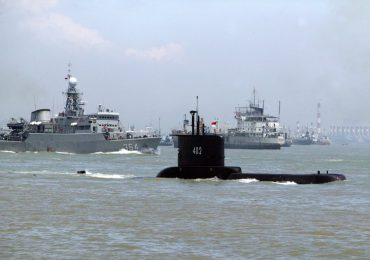 Indonesia informó que el submarino desaparecido en Bali naufragó