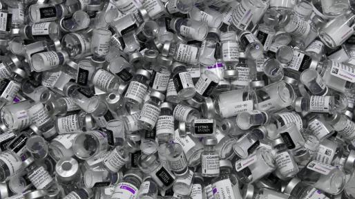 OPS advierte sobre vacunas anticovid falsas en Argentina, Brasil y México