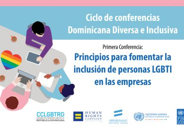 Lanzan ciclo de conferencias  para motivar respeto e inclusión en los negocios