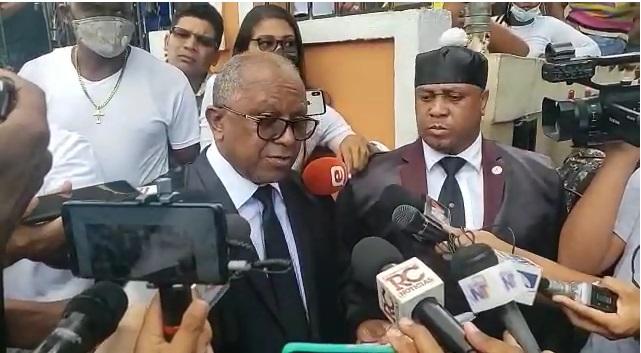 VIDEO | Aplazan audiencia de medida de coerción contra coronel Mariñez Lora