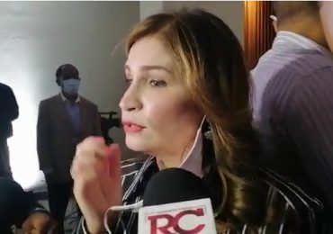 VIDEO | Las bebidas adulteradas es una situación muy preocupante, asegura Circe Almánzar