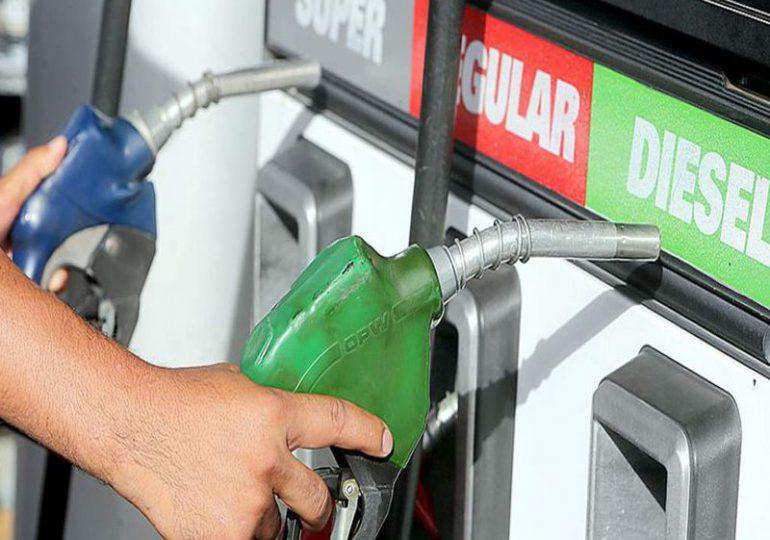 Mantienen precio de los combustibles una semana más