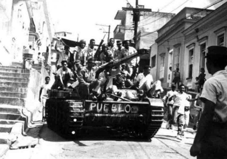 Revolución de Abril de 1965; Mujeres juegan rol importante en esta gesta
