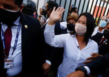 Izquierdista Castillo y Keiko Fujimori se encaminan a la segunda vuelta en Perú