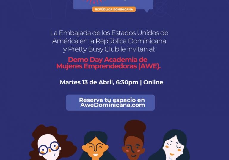 La Embajada de los Estados Unidos celebra el cierre del Programa Academia para Mujeres Emprendedoras