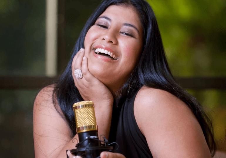 Milagros Méndez agradece  nominación a locutora del año en Premios Soberano 2021