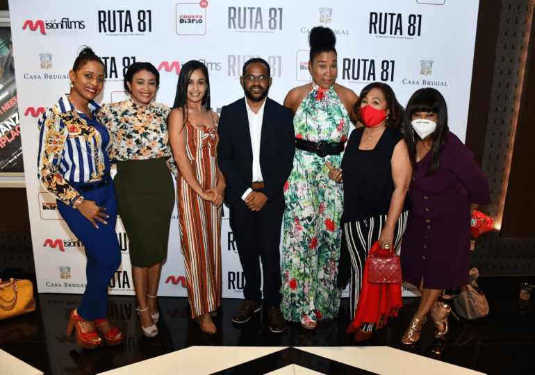 """Misión Films y Casa Brugal estrenan documental """"Ruta 81"""""""