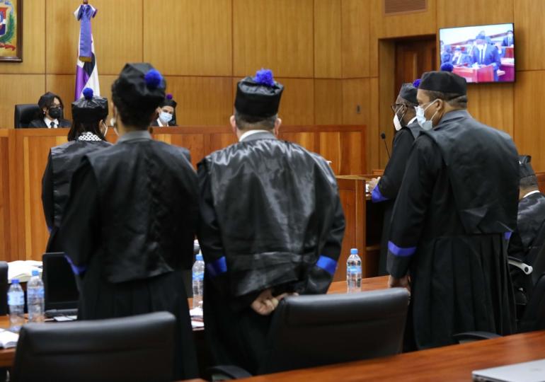 """Wilson Camacho pondera """"delaciones premiadas"""" como resultado positivo contra criminalidad organizada"""