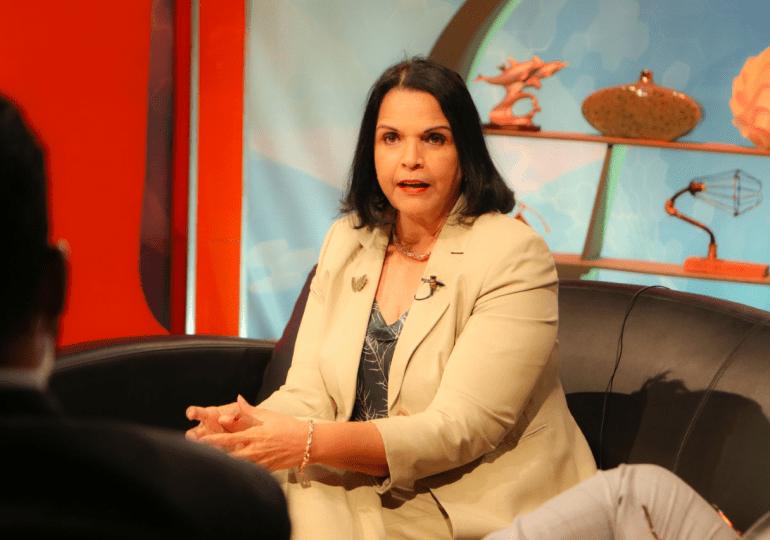 """Minou Tavárez Mirabal: """"Gobierno del PRM debe garantizar derecho a la protesta"""""""