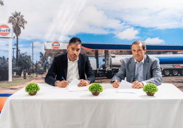 Gulf Oil International llega al país en sociedad con empresarios locales