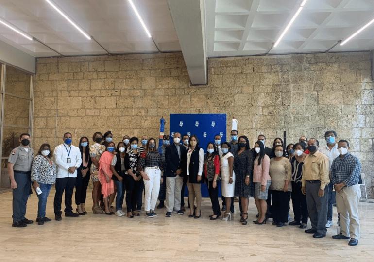 ADN capacita periodistas sobre convivencia pacífica y seguridad ciudadana