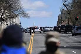 Un policía murió en un ataque con vehículo en un acceso al Capitolio de EEUU