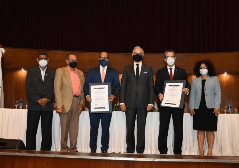 Ministro de Trabajo certifica 379 empresas por Día Mundial de la Seguridad y la Salud en el Trabajo