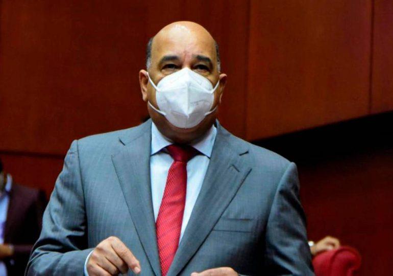 Bautista Rojas Gómez sugiere al Ministro de Salud reprogramar semana de vacunación de las Américas