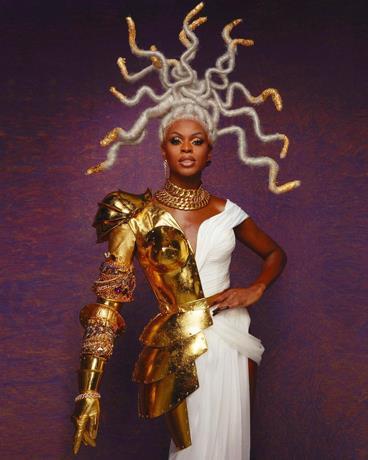 """El """"drag queen"""" Symone gana corona de RuPaul's Drag Race, dominicana queda entre finalistas"""