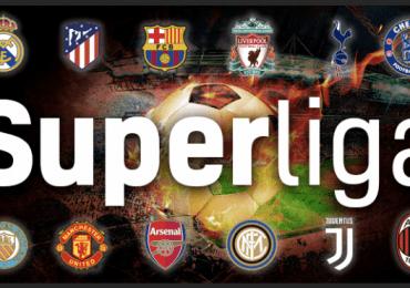 Superliga europea: las 48 horas que ''casi'' cambian el fútbol