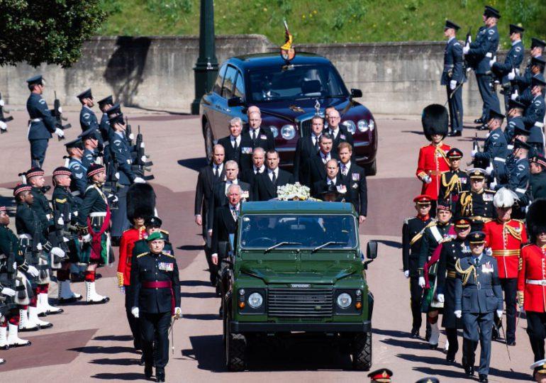 Meghan Markle, la gran ausente en el funeral del esposo de la reina Isabel