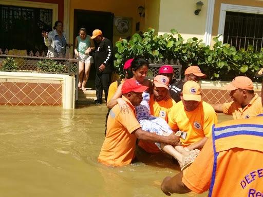 COE realiza simulación para fortalecer respuesta ante huracanes