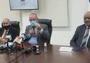 Dominicanos podrán hacerse pruebas PCR en hospitales cuando el seguro no les cubra
