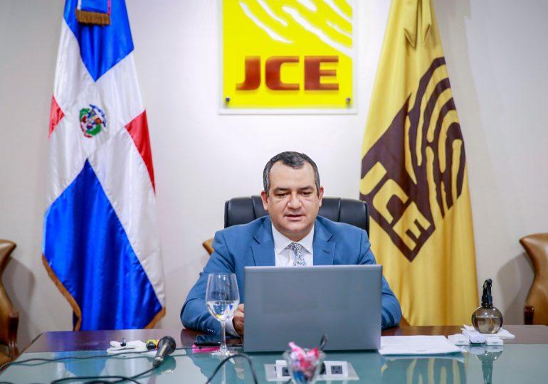 Jáquez Liranzo inicia trabajos de observación para segunda vuelta electoral de Ecuador