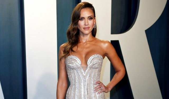 "Jessica Alba ""The Fantastic Four"" cumple 40"