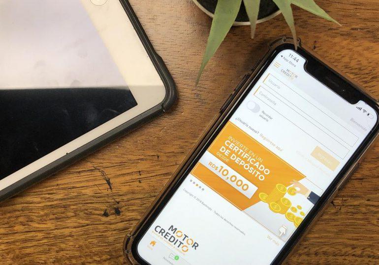 Motor Crédito lanza nueva plataforma de banca en línea
