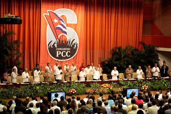 Partido Comunista de Cuba elige su cúpula, la anunciará este lunes