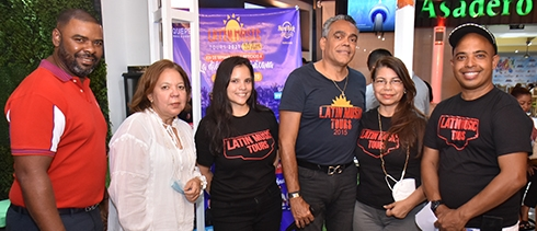 Lanzan el Latín Music Tour 2021 en San Francisco de Macorís