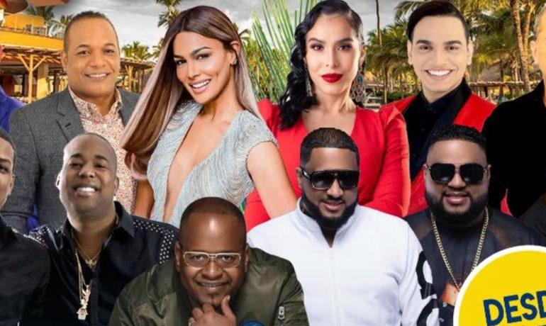 Conoce a los animadores del Dominican Festival 2021