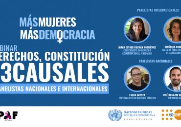 RD intercambia experiencias con representantes  latinoamericanos sobre las tres causales para proteger los DD.HH. de las mujeres
