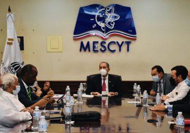 MESCYT convocará a diálogo con las IES y otros sectores para debatir Normativa 09-15