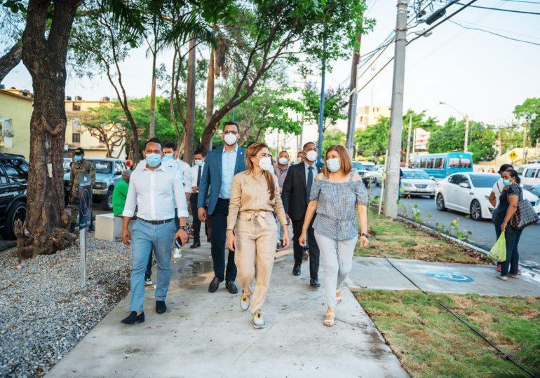 Dejan inaugurado nuevo Bulevar de Honduras en la avenida Independencia