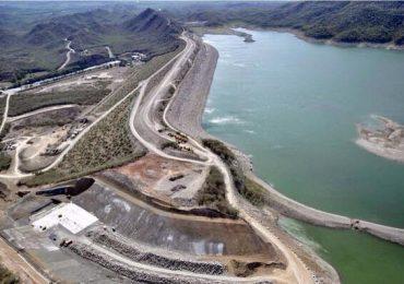 Denuncian paralización en trabajos de construcción presa de Monte Grande