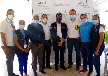 Meliá Hotels International inicia proceso de vacunación de sus 2.200 trabajadores en Punta Cana