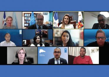 Entregan virtualmente plataforma de interacción ciudadana a la alcaldesa Carolina Mejía