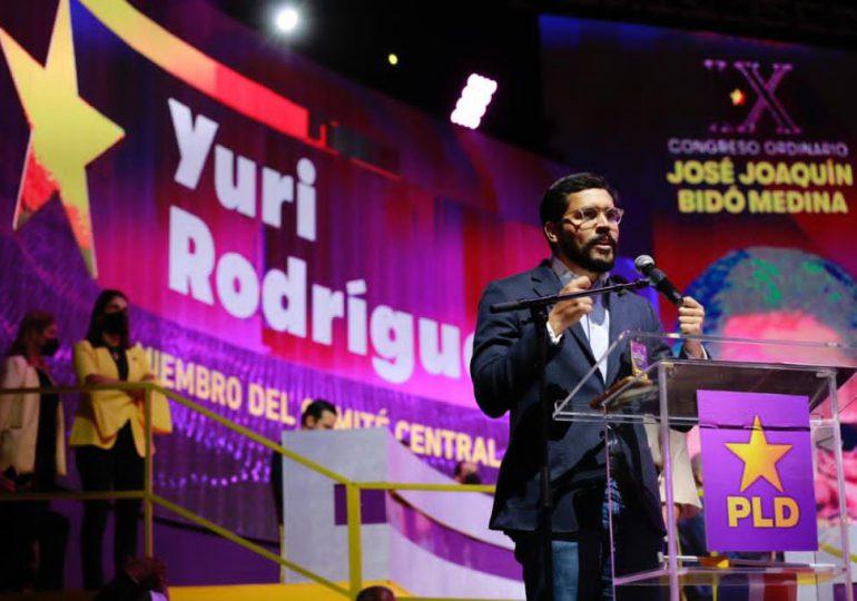 """Candidato a la Secretaría de la Juventud del PLD dice abogará por un partido de """"Causas"""""""
