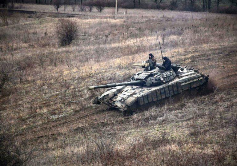 UE y EEUU advierten sobre concentración de tropas rusas en frontera con Ucrania y Crimea