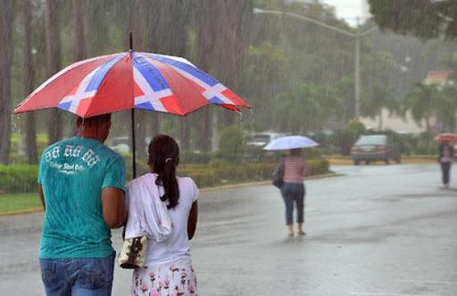 Onamet pronostica aguaceros en diversas zonas del país hasta el jueves