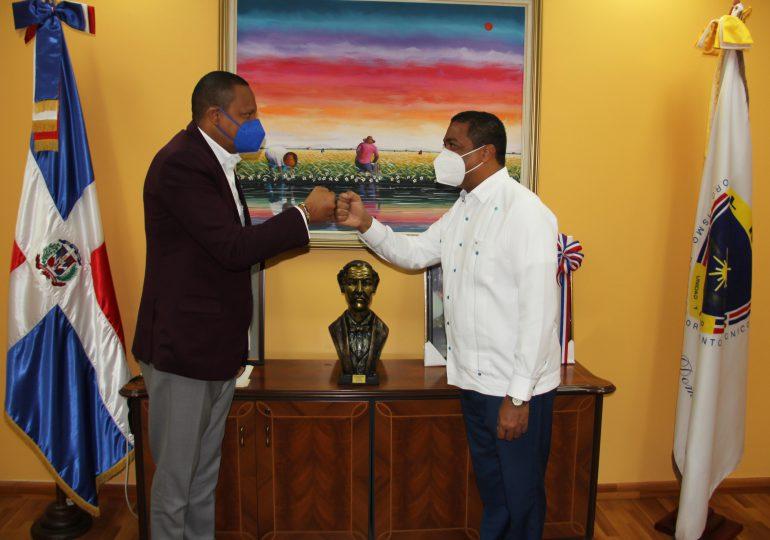 Pro Consumidor gestiona con Liga Municipal abrir oficinas en Ayuntamiento