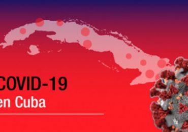 Cuba reporta 959 nuevos casos y primer fallecido en edad pediátrica con COVID-19