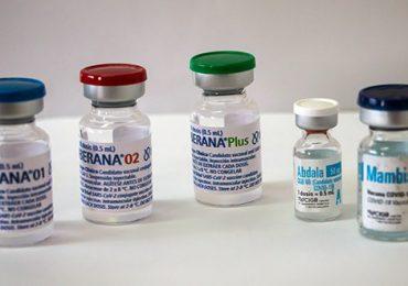 Cuba produce lotes de candidatos vacunales contra el COVID-19 sin tiomersal