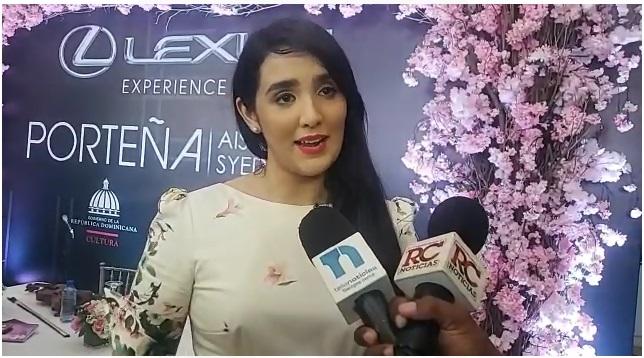 "Violinista dominicana Aisha Syed lanza nuevo disco titulado ""porteña"""
