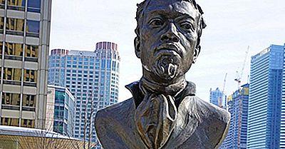 ¿Sabías qué el fundador de la ciudad de Chicago Illinois de EEUU fue un haitiano?