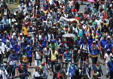 Aumenta presión contra Duque en Colombia tras una semana de protestas