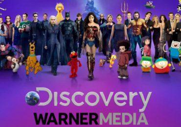 WarnerMedia y Discovery se fusionarán, creando un gigante del streaming