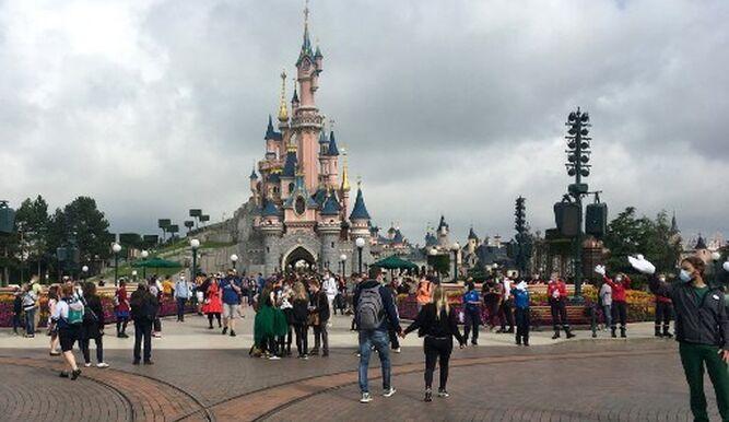 Disneyland París reabrirá sus puertas el 17 de junio