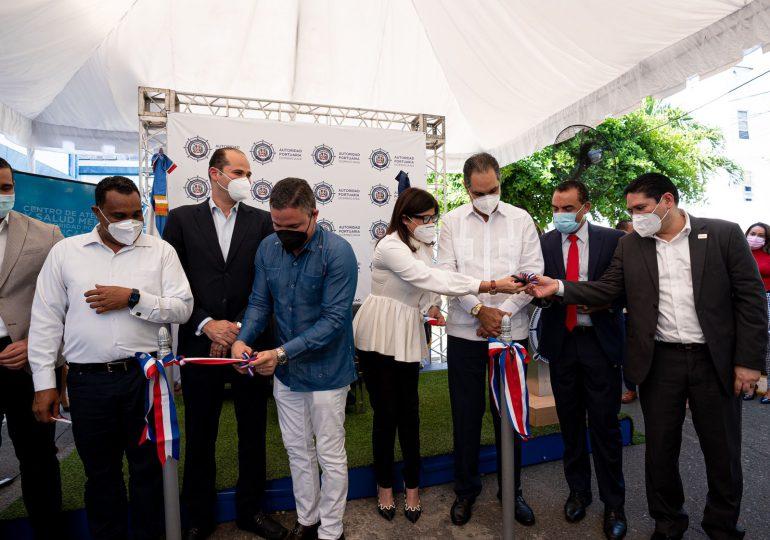 Autoridad Portuaria inaugura Centro de Salud Mental; colaboradores recibirán atención psicológica gratuita