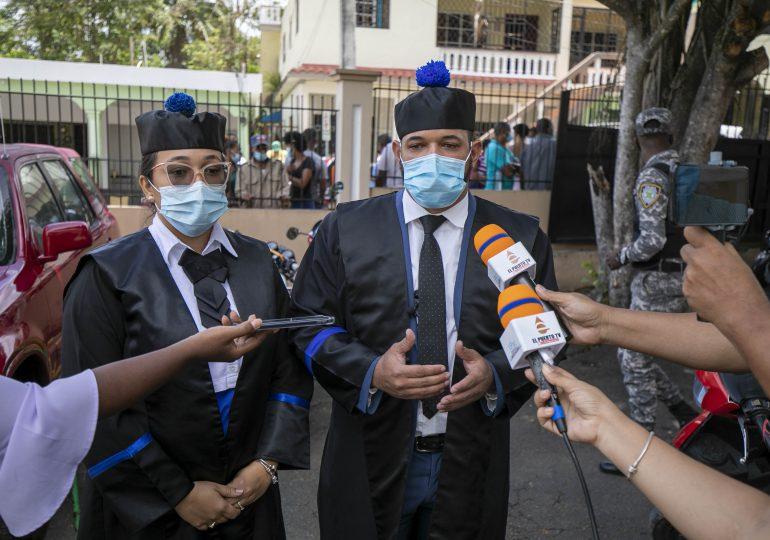 Un año de prisión preventiva para policías rasos implicados en muerte de pareja religiosa