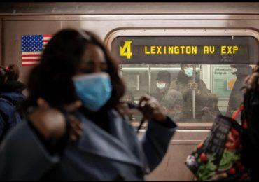 Vacunas gratis contra el covid en el metro de Nueva York a partir de este miércoles